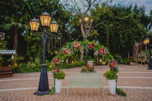 גן אירועים בשרון - גן הפקאן